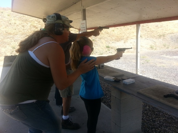 Range instruction